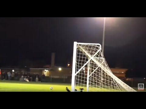Western Michigan Christian's Jameson Goorman makes pivotal PK save in regional win