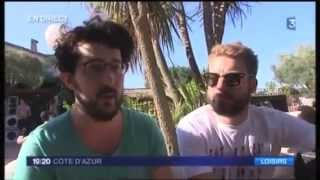 Mawimbi Interview France 3 Côte D Azur Mas Des Escaravatiers