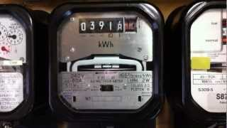 Sangamo Weston S200.31 Kilo watt hour meter
