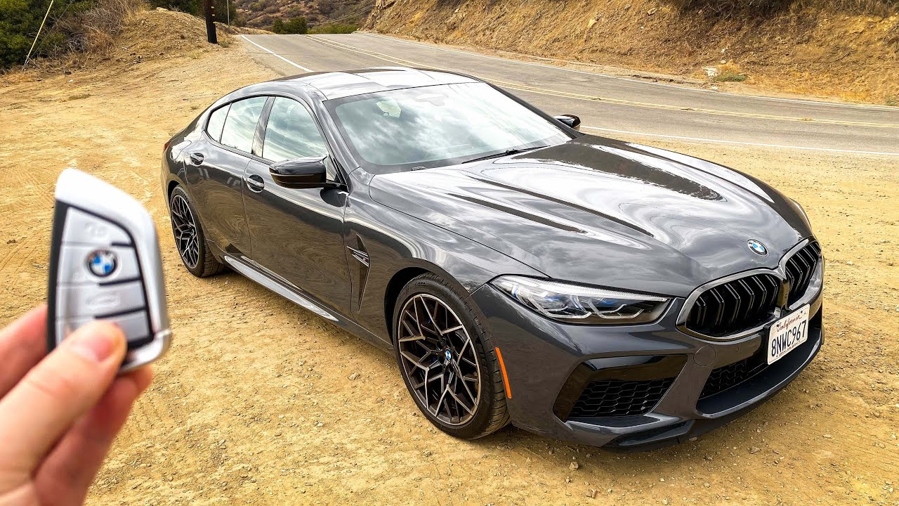 BMW M8 Competition Gran Coupe Review - It's AMAZING!