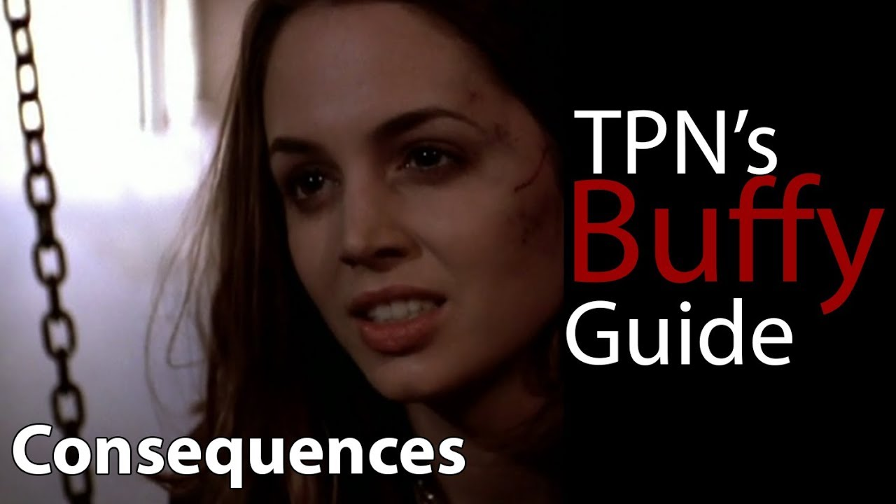 Download Consequences • S03E15 • TPN's Buffy Guide