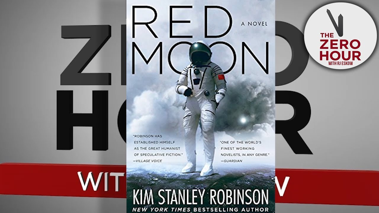 red moon by kim stanley robinson - photo #6