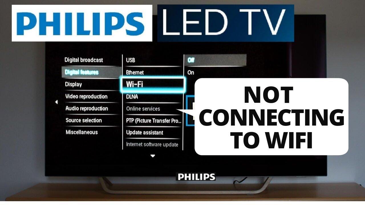 code pin tv philips