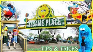 Sesame Place! - Our Experience At The Sesame Street Theme Park & Tips & Tricks