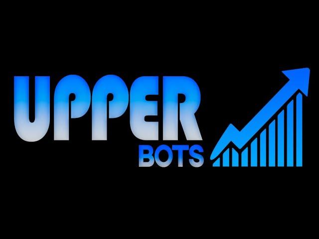 Abrindo operações com UpperBot Indicator