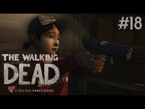 The Walking Dead #18 - Clem am Abzug!