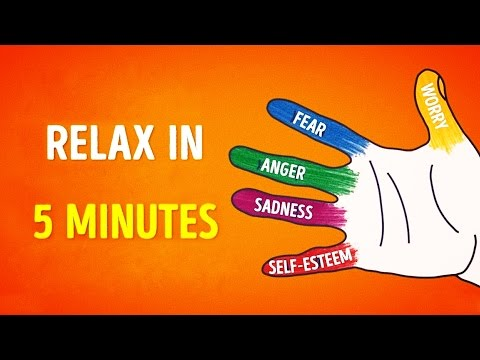 Thumbnail: 11 PROVEN WAYS TO BEAT ANXIETY IN 5 MINUTES