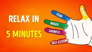 11 PROVEN WAYS TO BEAT ANXIETY IN 5 MINUTES