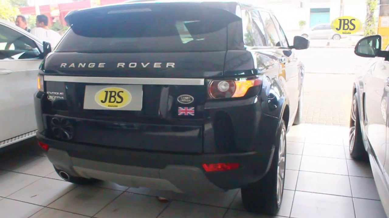 4b056b4e107 JBS Veículos - EVOQUE 2.2 SDA PRESTIGE TECH 2015 - YouTube
