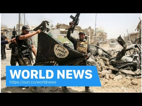 World News - Less than 1,000 soldiers IS in Iraq and Syria, saying that Alliance