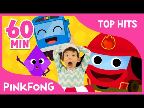 The Best Songs of June 2016  Ba Shark and More  + Compilation  PINKFONG Songs for Children