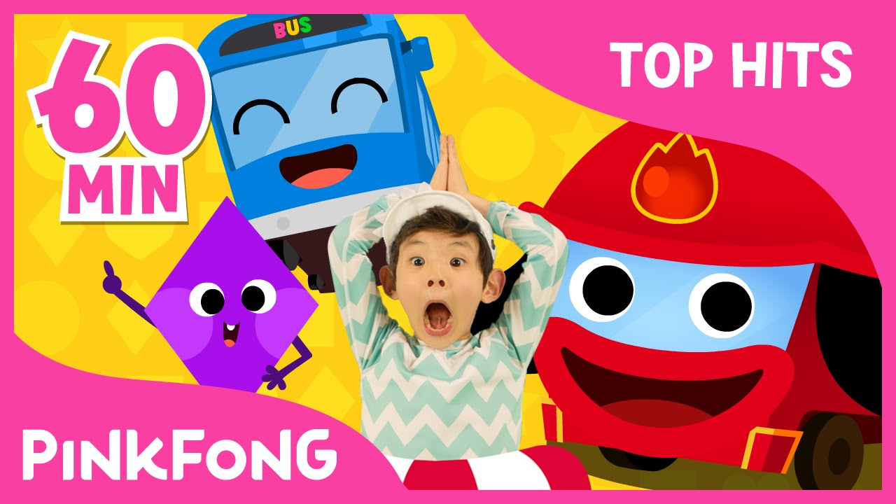 The Best Songs of June 2016 | Baby Shark and More | + Compilation | PINKFONG Songs for Children