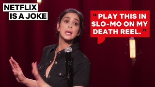 Sarah Silverman Nearly Died Telling This Great Joke | Netflix Is A Joke