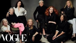 In Vogue: The Editor's Eye Trailer