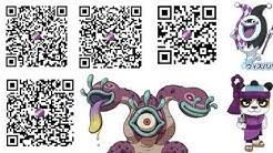 Qr Code Yo Kai Watch 2 Spectre Psychique