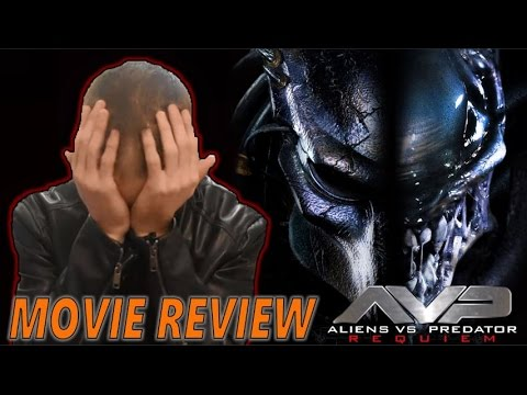 aliens vs predator requiem movie review youtube