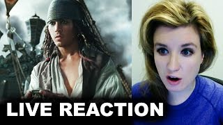 Pirates of the Caribbean 5 Trailer Reaction