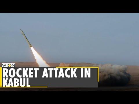 Breaking News: Rockets land near Presidential palace in Kabul   Afghanistan   Ashraf Ghani   WION