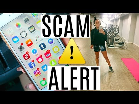 Biggest iPhone SCAM + My New Workout Plan