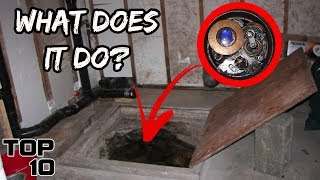 Top 10 Scary Objects Found In Basements