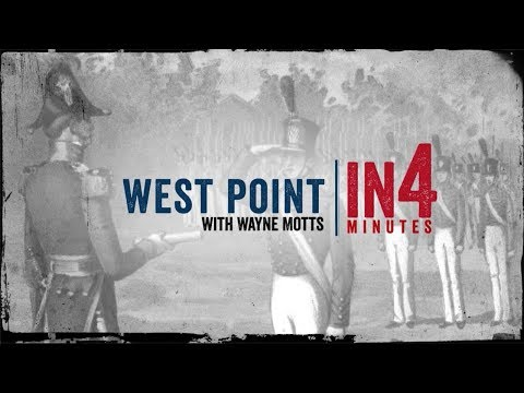 West Point Academy: The Civil War In Four Minutes