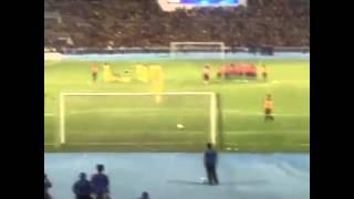 Penalti Piala FA 2015 Pahang vs. JDT