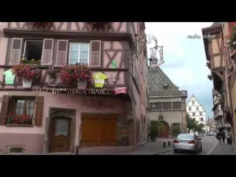 Elsass-Tour - Teil 1: Unterwegs in Colmar