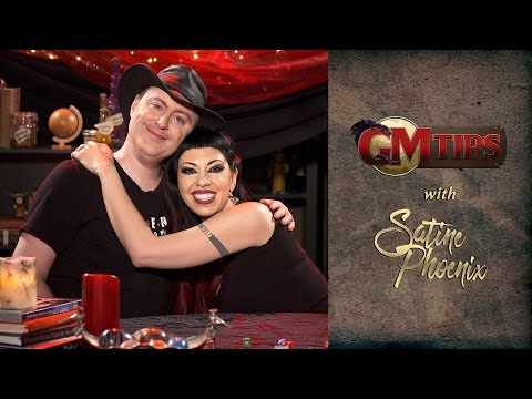 Player Buy In (GM Tips with Satine Phoenix)