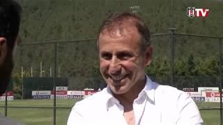 Teknik Direktörümüz Abdullah Avcı'dan BJK TV'ye özel açıklamalar 🎙