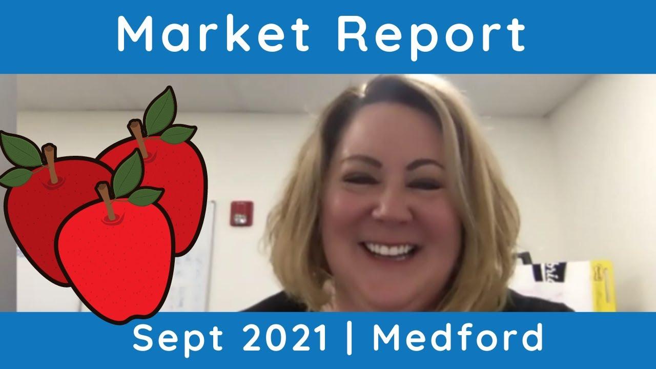 Medford Housing Market | Sept 2021