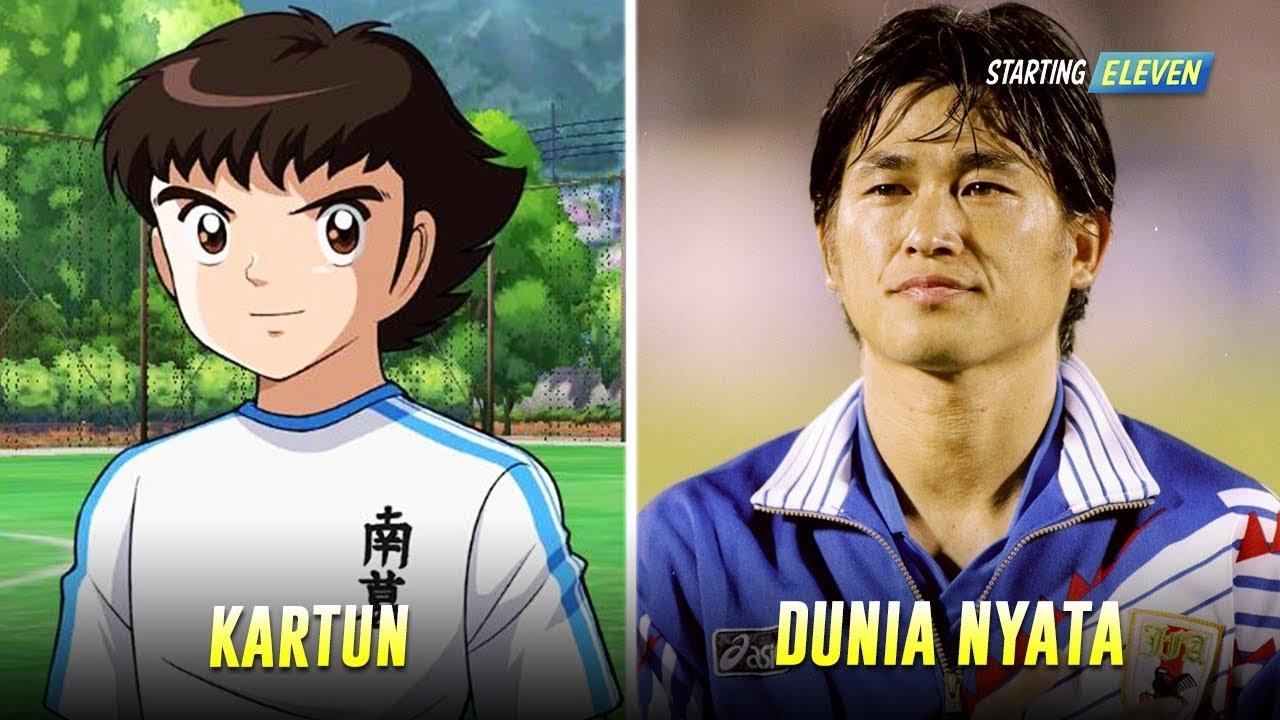 12 Karakter Captain Tsubasa Ini Ternyata Terinspirasi Dari Legenda Sepak Bola Dunia