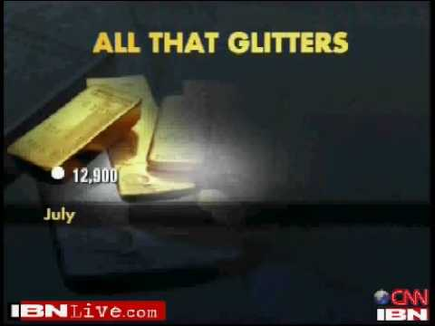 Sanjeev Agarwal CNN IBN TV Interview Gold Demand trends in India