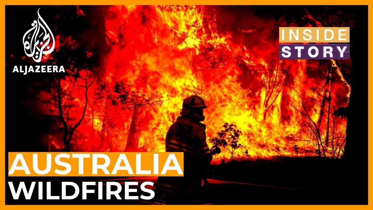 Is Climate Change the burning issue in Australia?