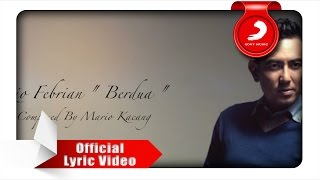 Rio Febrian - Berdua (Lyric Video)