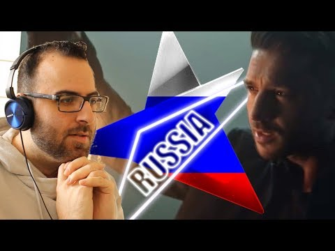 Eurovision 2019: Reaction To RUSSIA 🇷🇺 (Sergey Lazarev - ''Scream'')