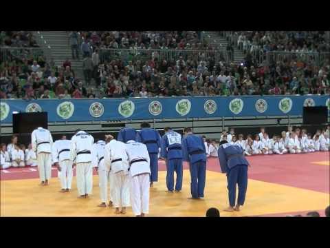 Opening ceremony 2013 World Junior Championships Ljubljana