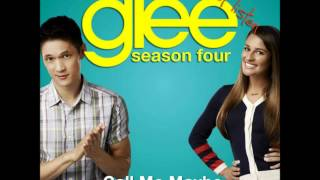 Glee Cast - Call Me Maybe (Carly Rae Jepsen Cover) Full Version + Download Link