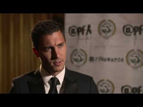 Eden Hazard: I want to be the best