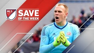 MLS Save of the Week | Vote for the Top Saves (Wk 8)