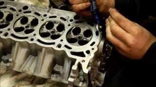 MITSUBISHI LANSER X (часть2)сборка двигателя