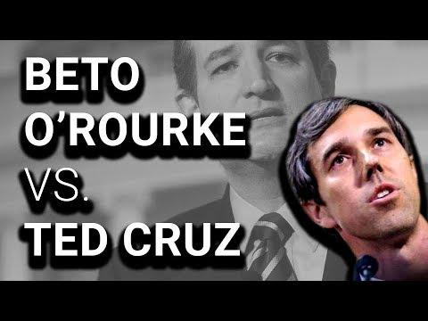Beto O'Rourke is No Progressive Hero, But He's Better Than Ted Cruz