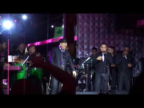 ROBERTO BLADES LIVE IN CONCERT (MONTREAL 03-11-2017)