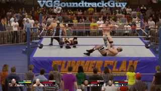 WWE 2K15 Gameplay (XBOX One)