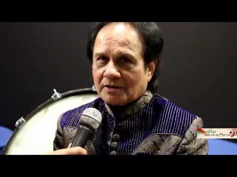 Manhar Udhas interview with Rajat Raval of Team Radio Garam Masala