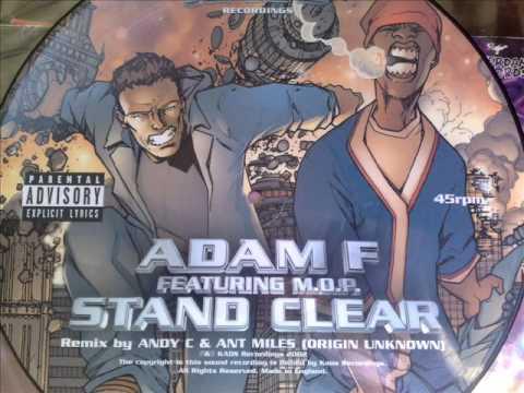 adam f stand clear origin unknown mix