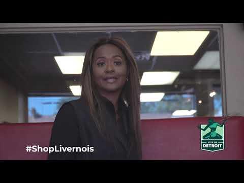 #ShopLivernois Sharmell's Hair Salon