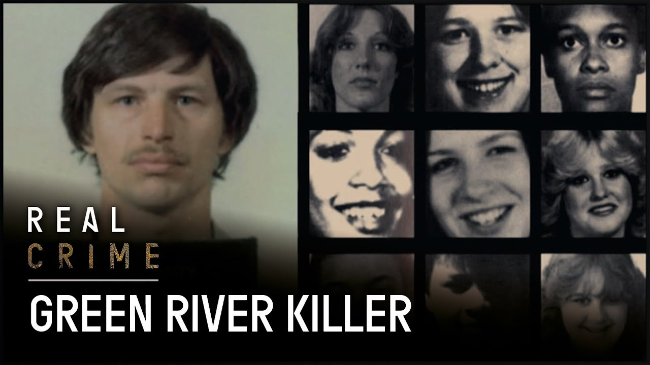Download Gary Ridgway: The Green River Killer   Real Crime