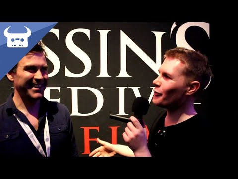 DAN BULL AT E3 | Assassin's Creed IV - lead writer interview