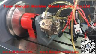 CR815   COMMON RAIL INJECTOR AND PUMP TEST BENCH 6 Injectors Testing