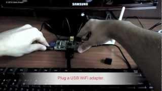 Install USB WiFi Adapter to Raspberry Pi or Raspberry Pi 2